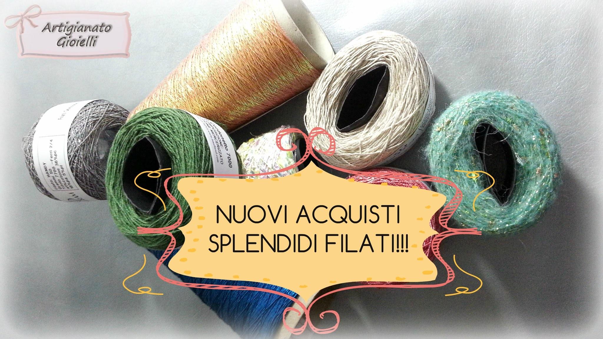 Dove acquistare lana e cotone per lavori a maglia, uncinetto - Knitting store