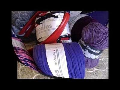 Fettuccia lana, bouclé, accessori borse uncinetto invernali