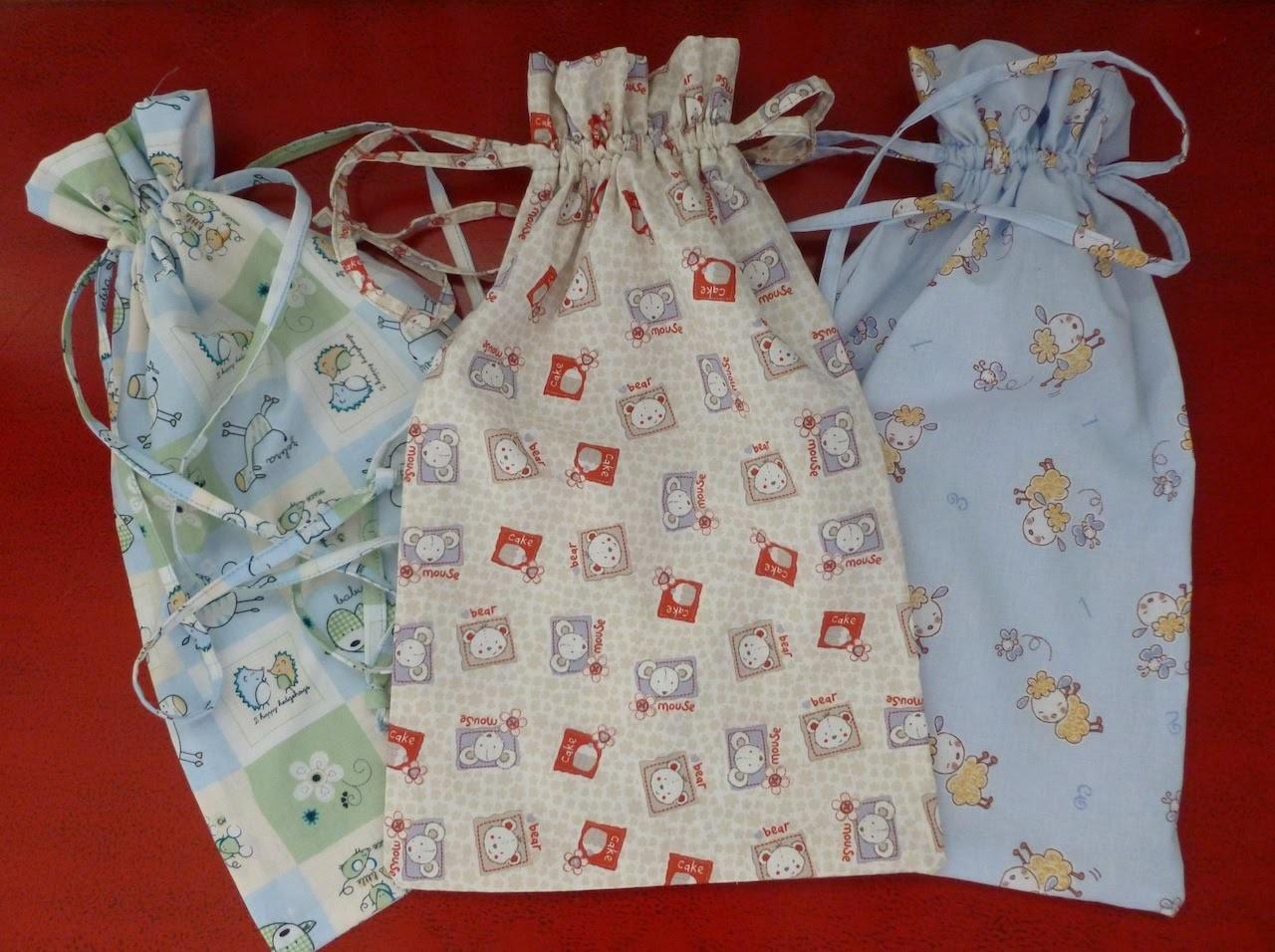 Diy cucito creativo tutorial sacchetti per neonato asilo for Tutorial cucito creativo facile