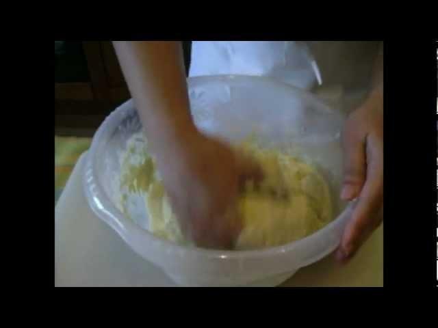 Pane fatto in casa - prima parte