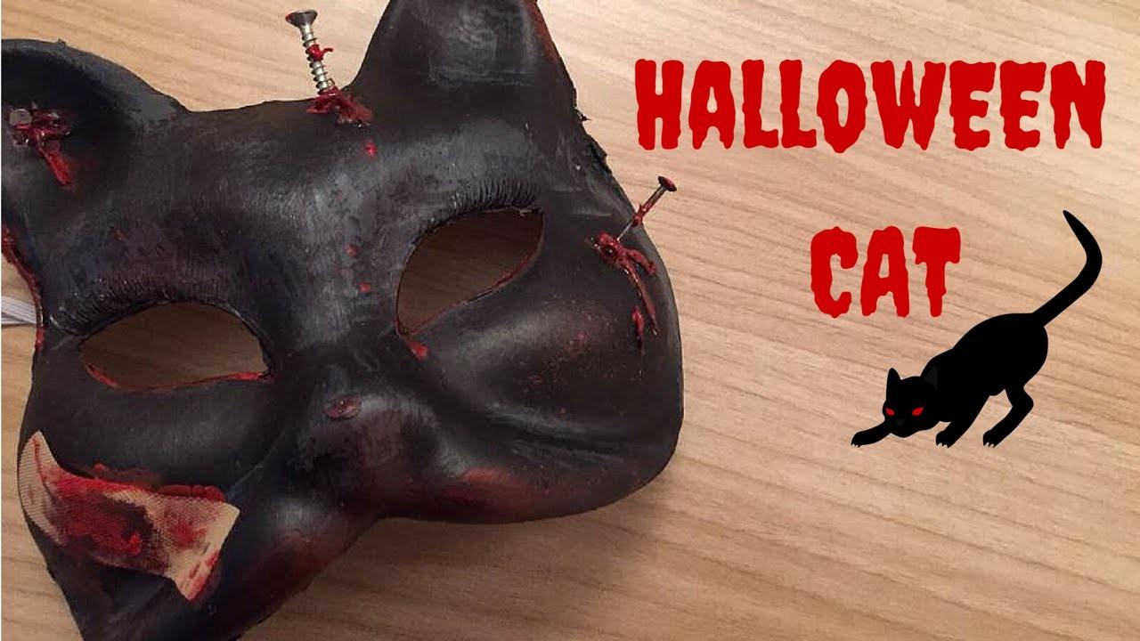 Halloween Cat DIY