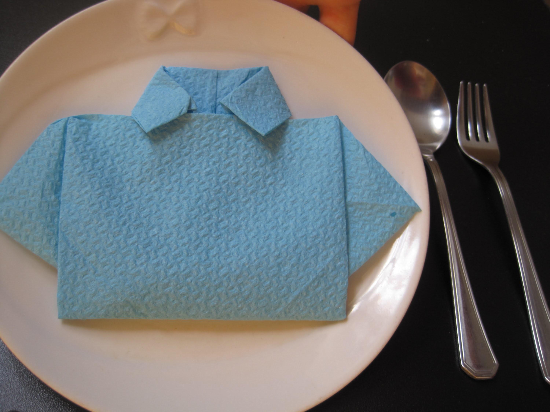 Piegare i Tovaglioli in modo Originale.How to Fold Napkins in a original way