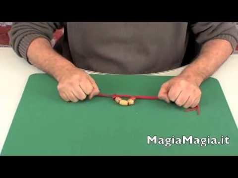 Fuga delle 5 perline spiegazione tutorial