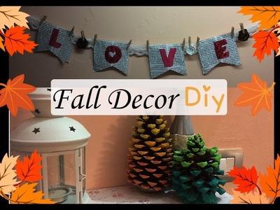 Fall Decor DIY Autunnale   MegaPleby