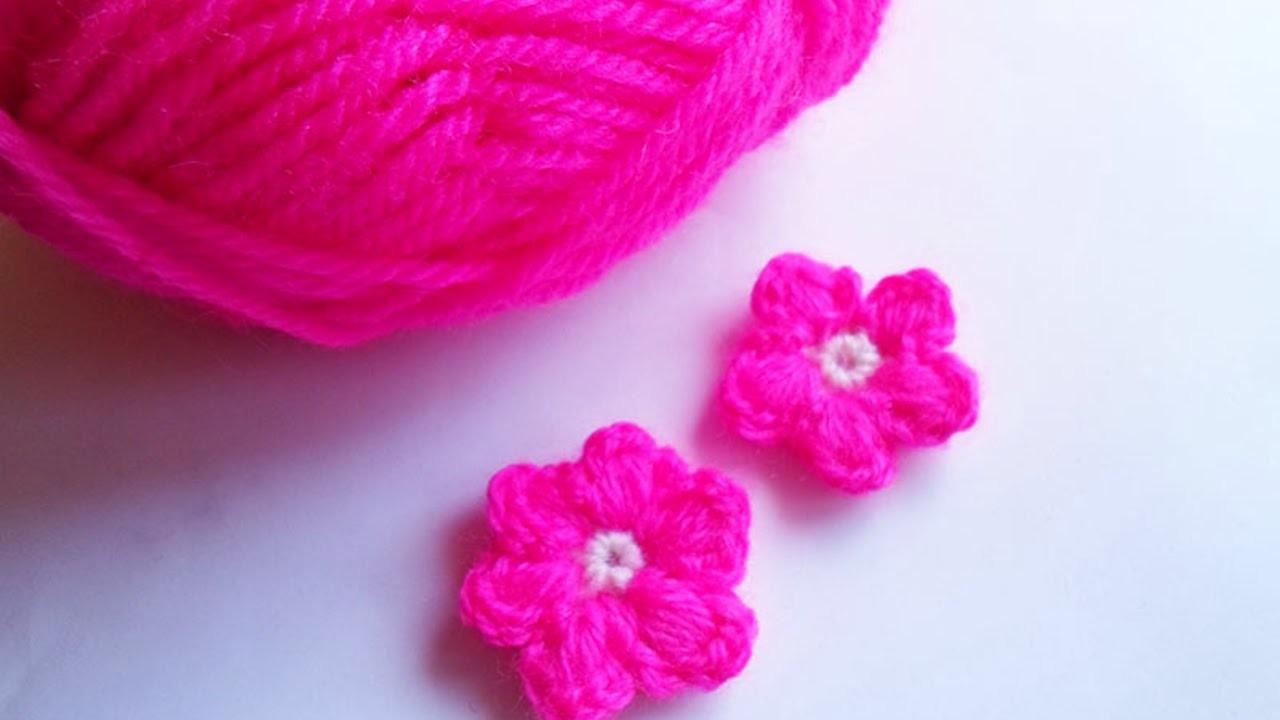 Crea un Grazioso Fiore Paffuto all'Uncinetto - Fai da Te Creazioni - Guidecentral