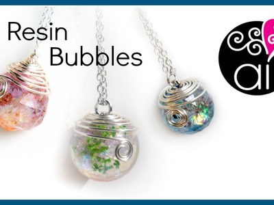 Tutorial Sfere Resina | DIY Resin Bubbles