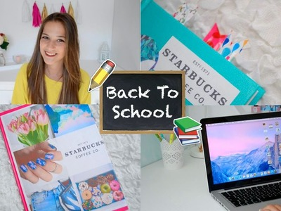 Back To School: DIY Supplies