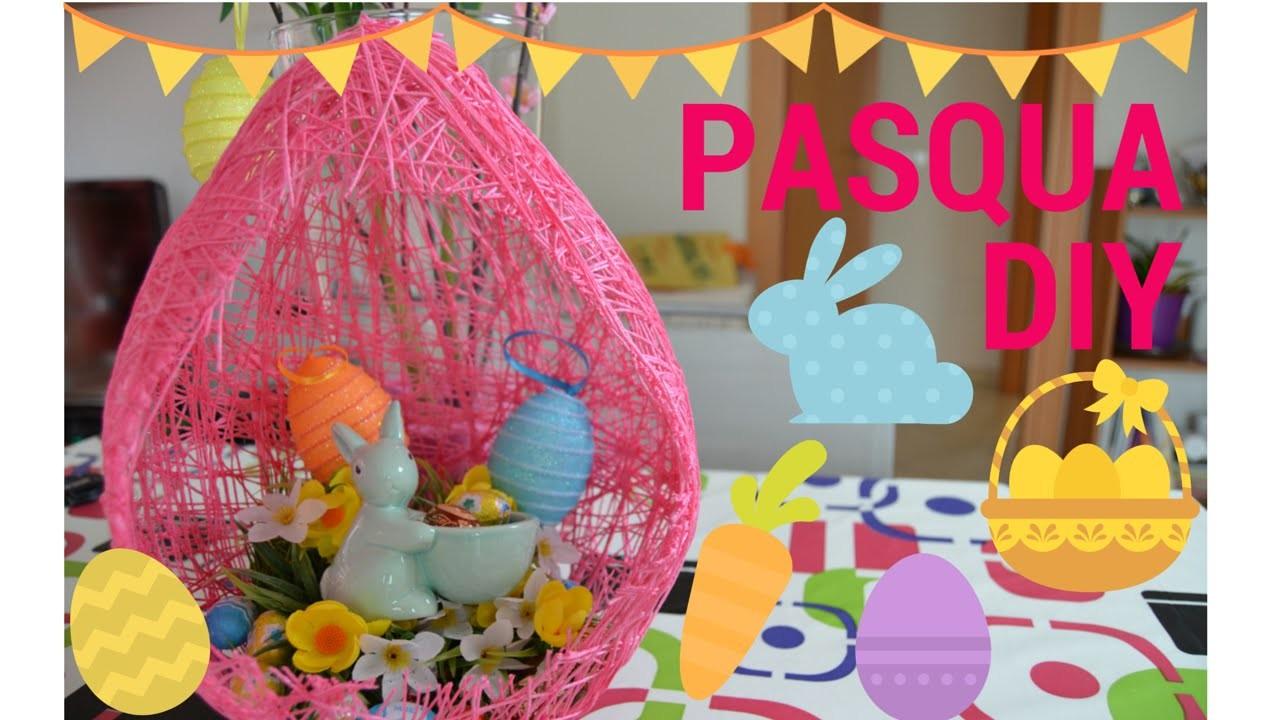 Idee Pasqua DIY OVONE DI PASQUA