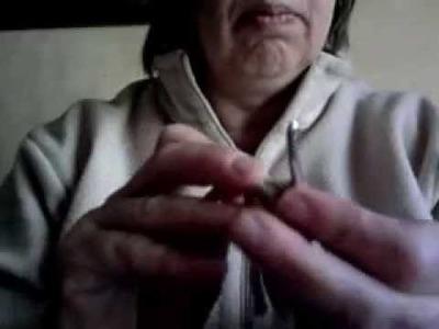 Come realizzare un tubolare all'uncinetto senza l'uso del tricotin