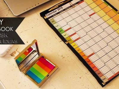 DIY Notebook ✌ Desk Decor Ideas