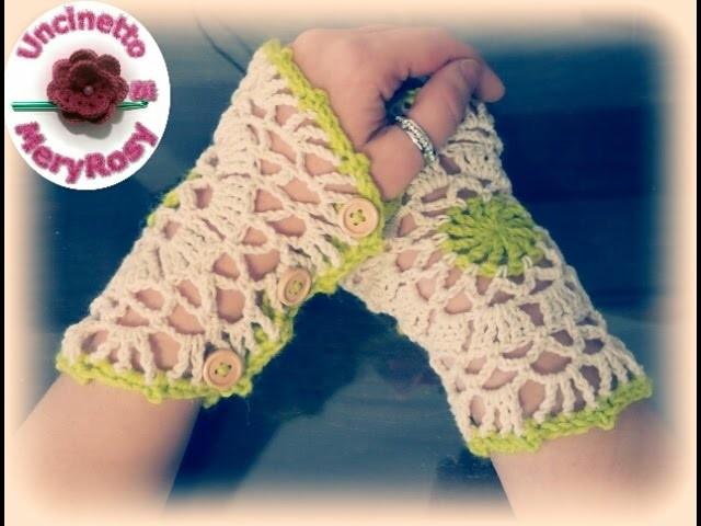 Manicotti crochet