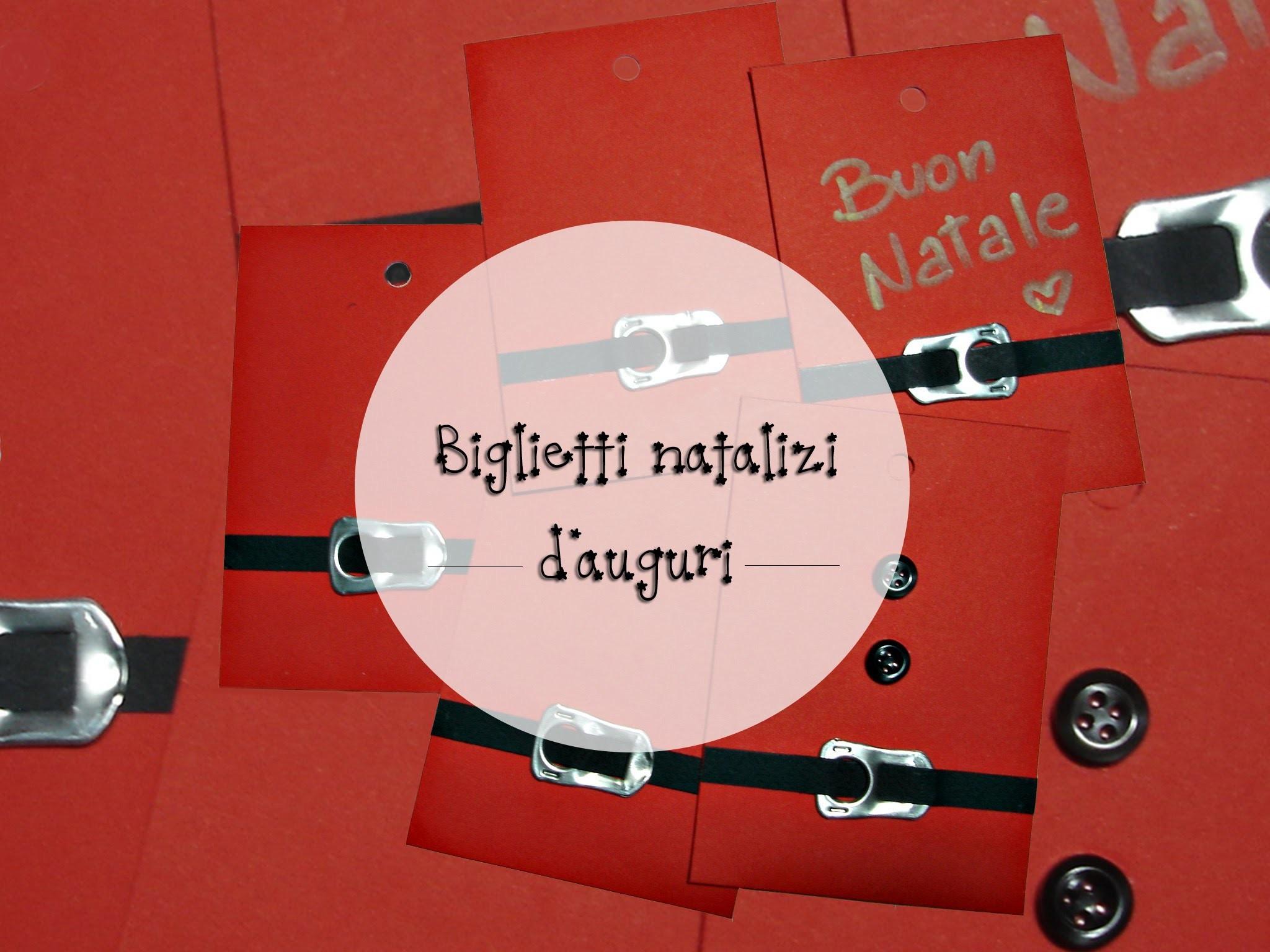DIY: Christmas card || Biglietti d'auguri natalizi ❆