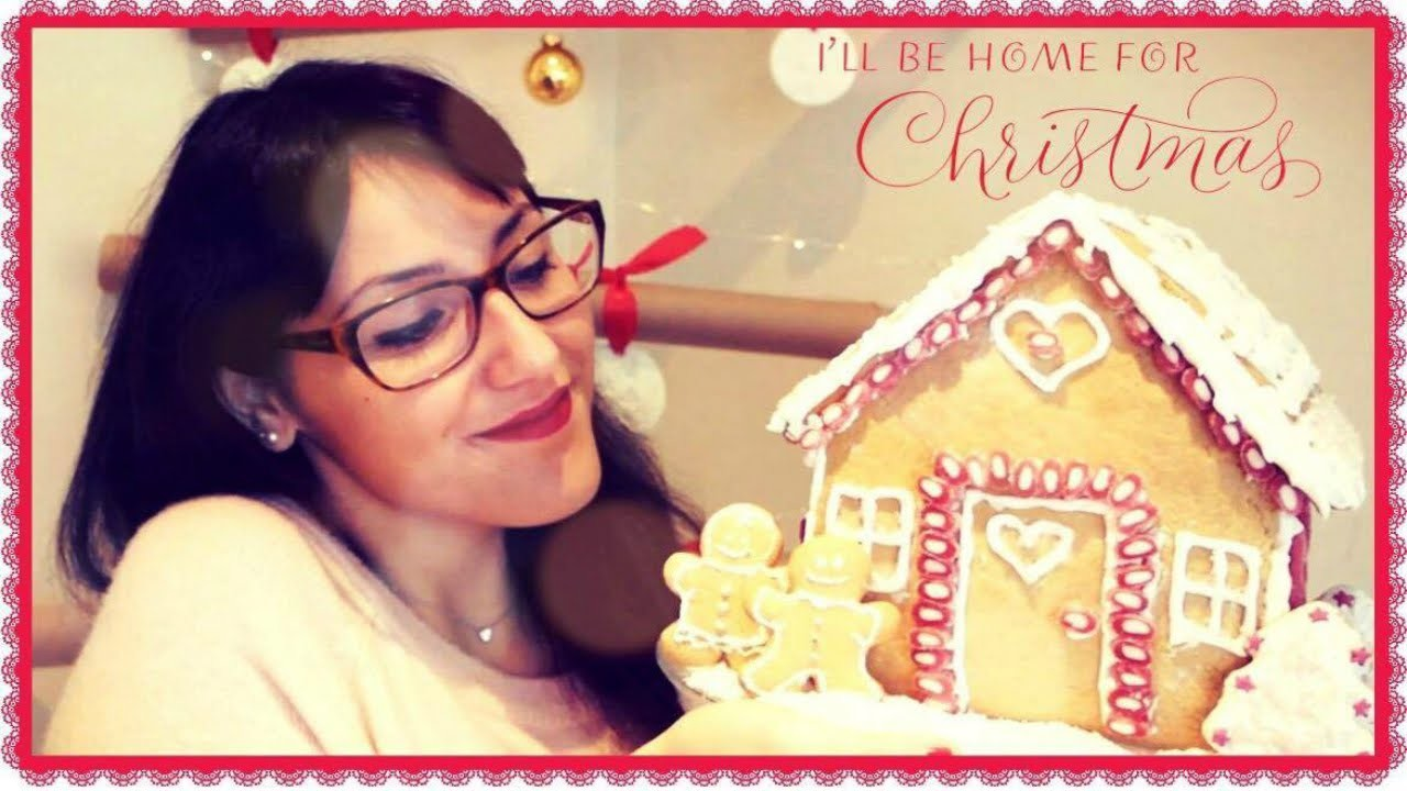 D.I.Y. Gingerbread House(casetta di pan di zenzero) | 24 Day's of Christmas {Day 2} - Bacidisapori