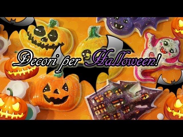 DIY Decorazioni per Halloween ~ Sfida con Brunella!