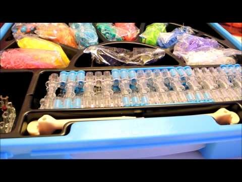 Recensione rainbow loom deluxe kit