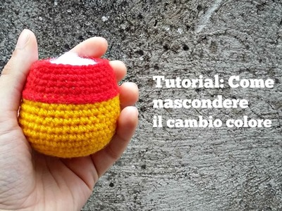 Tutorial: Come nascondere il cambio di colore | How to hide the color change