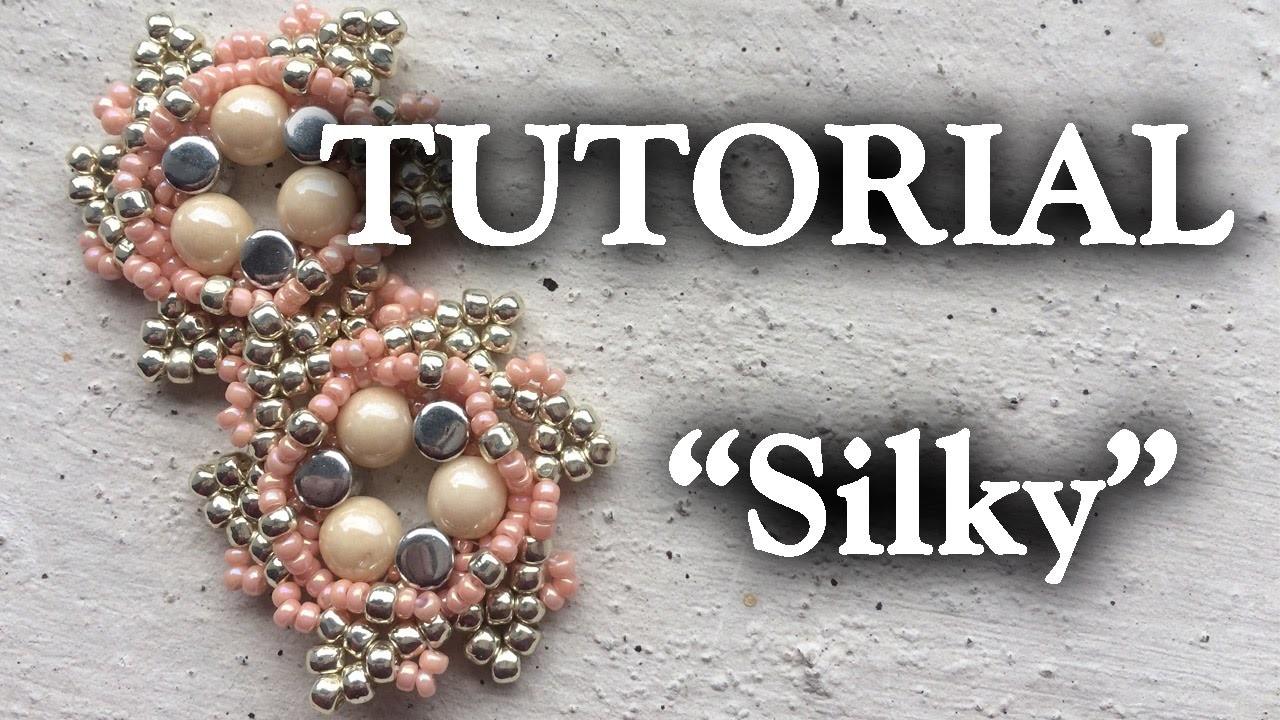 """DIY PERLINE """"Silky"""". Tutorial per PRINCIPIANTI"""
