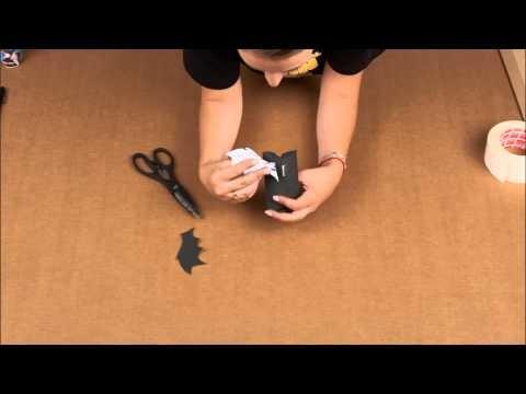 Halloween tutorial  DIY vampiro