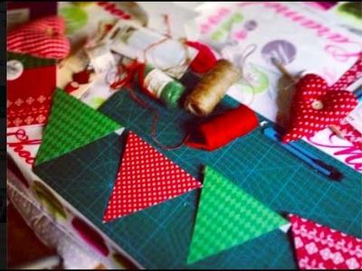 CHRISTMAS DIY: Come realizzare un festone natalizio