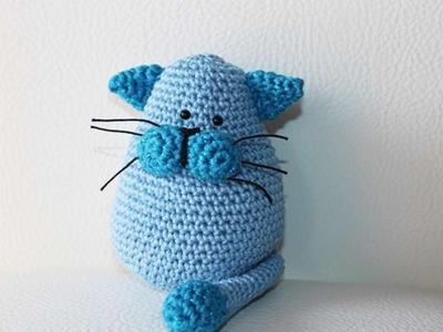 Crea un Gatto Simpatico all'Uncinetto - Fai da Te Creazioni - Guidecentral