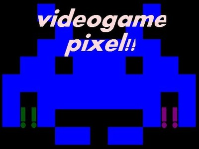 Tutorial-VIDEOGAME PIXEL-perline pyssla