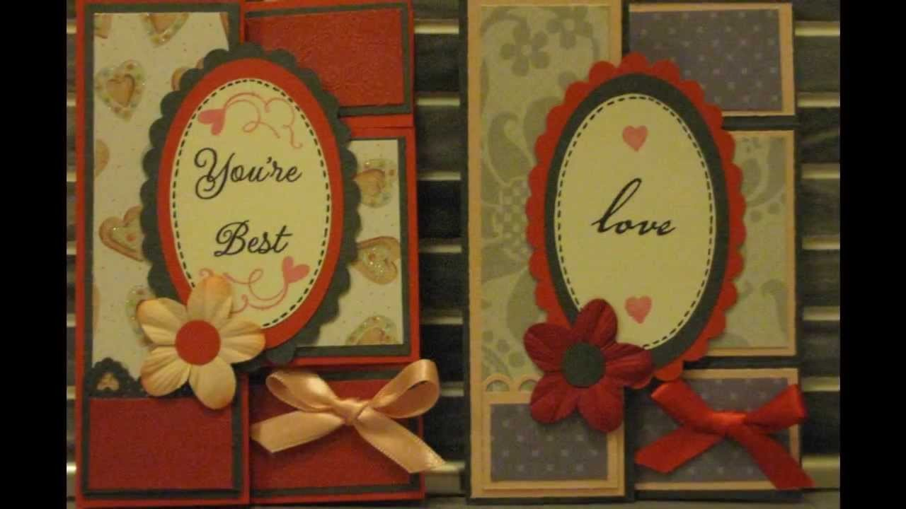Card tri-shutter (12 modi diversi per decorarla)