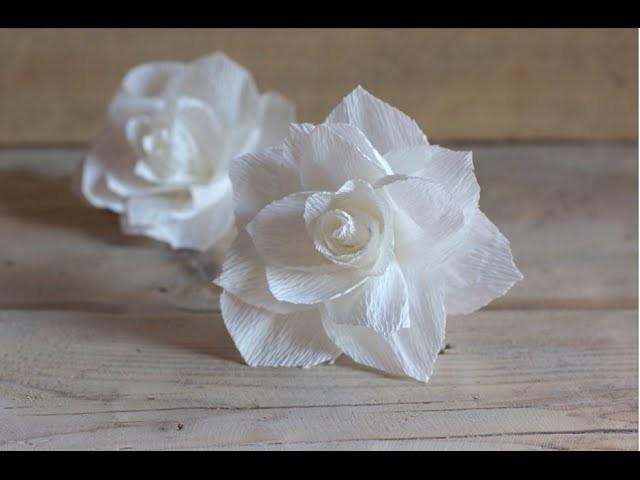 DIY - Gardenia Flower