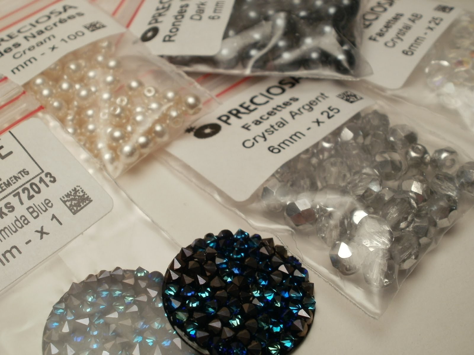 Recensione Perles&Co perle Preciosa e cristalli Swarovski