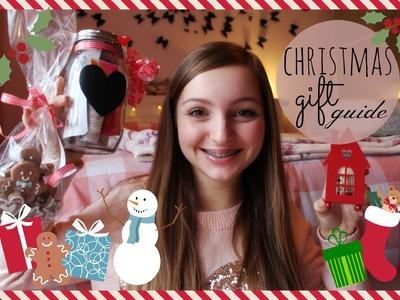 Guida ai regali di Natale! cosa ho comprato? e diy economici! Christmas gift guide!