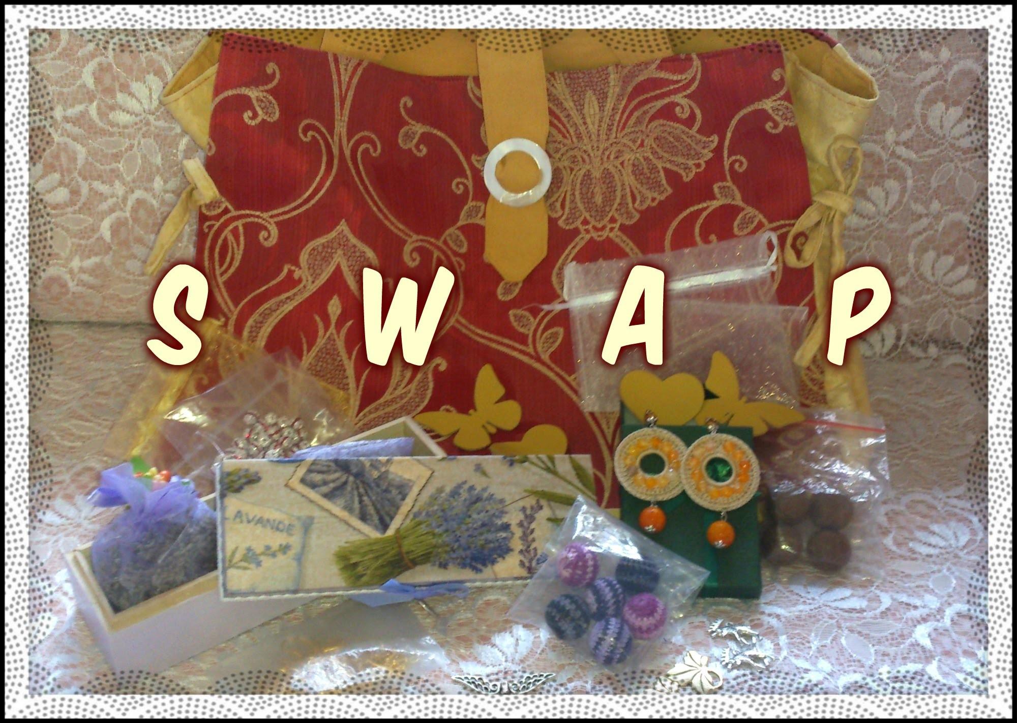 """Swap gruppo fb """"50 Sfumature di Uncinetto & Perline"""" con Virginia - Creazioni Perline ^_^"""