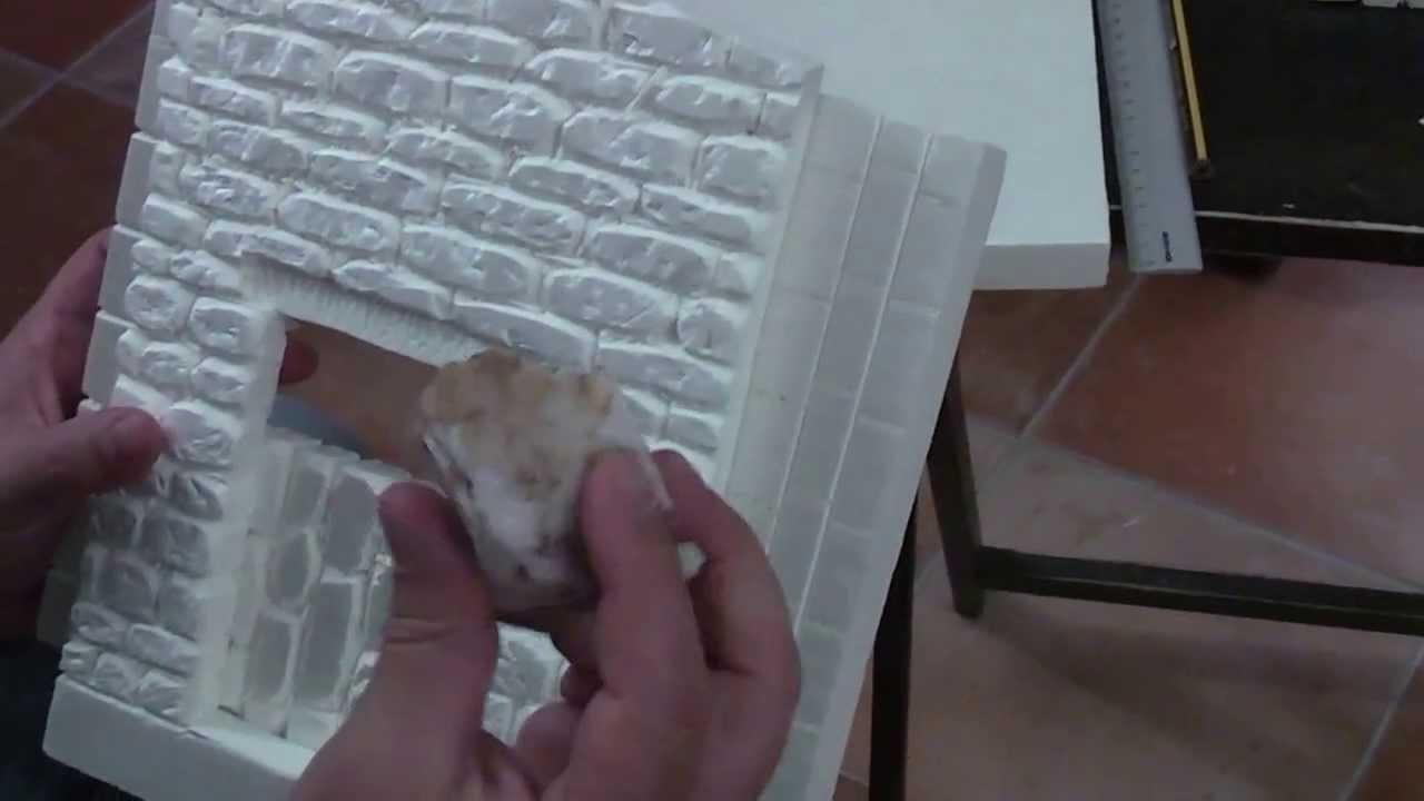 Come costruire un presepe parte 1 for Creare case