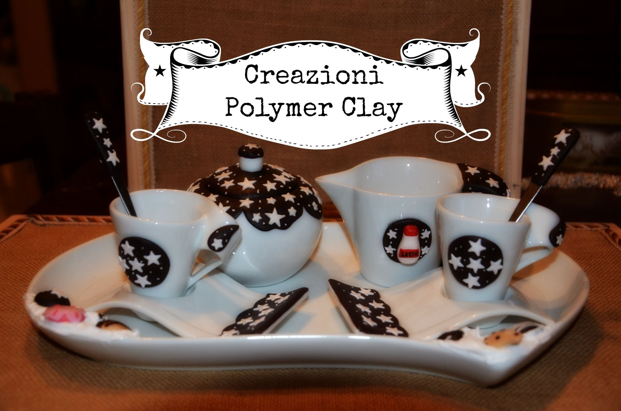 Creazioni in Fimo (Polymer Clay Creations) #2