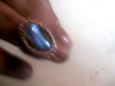 Metodi di base per inserire le perline nell' embroidery + vari anellini :D