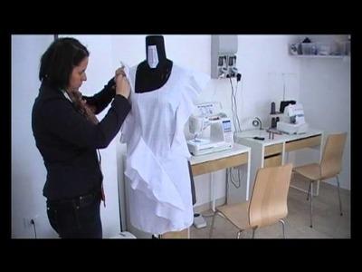 Sartoria Salotto Italiano abito su misura donna Alba Adriatica provincia di Teramo
