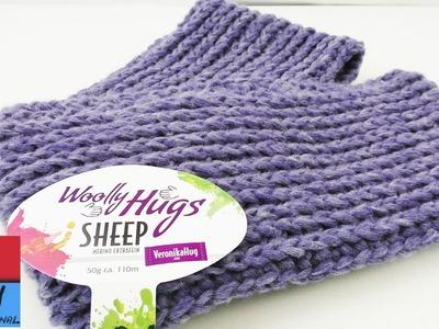 Sciarpa doppio giro con lana Wooly Hugs | Struttura per una sciarpa invernale | Sciarpa Warmer Loop