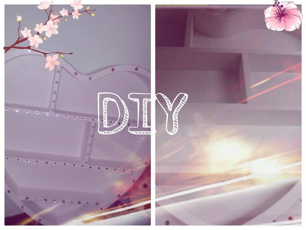 DIY Room Decor ☼ Come decorare una bacheca per gli smalti ☼