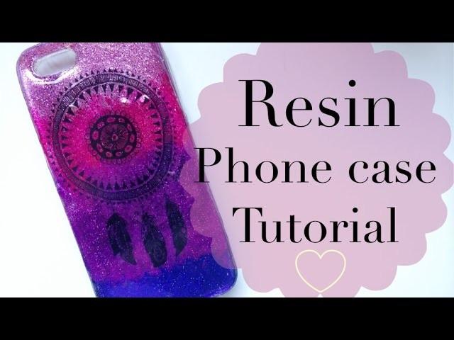 Tutorial RESIN PHONE CASE
