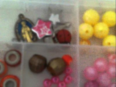 Le mie perline. .