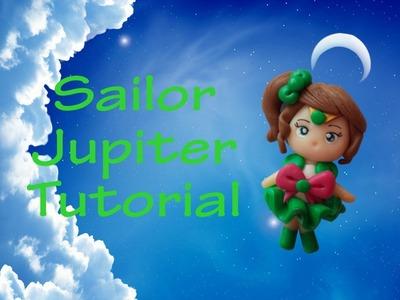 ✿ Sailor Jupiter Tutorial ✿
