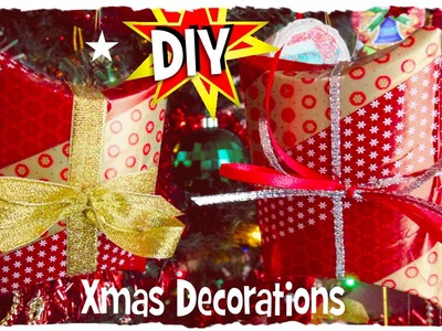 ★ Buon Natale ★ DIY: Scatoline Decorative ★ Riciclo Creativo