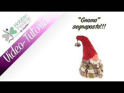 """Gnomo"" segnaposto | TUTORIAL - HobbyPerline.com"