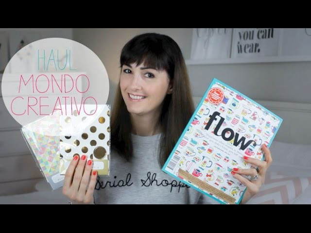 DECOR & DIY: Haul Mondo Creativo