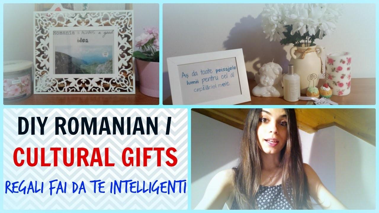 DIY : REGALO FAI DA TE - versione romena (o quel che volete !)