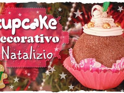 DIY XMas: Finti Cupcakes Decorativi Natalizi | Collab. MakeUpDream35