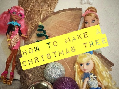 TUTORIAL - How To Make a Christmas Tree [ DIY ]