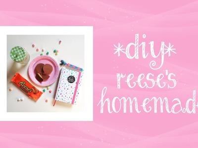 *DIY REESE'S* Reese's homemade uguali agli originali | Elena Dreamer