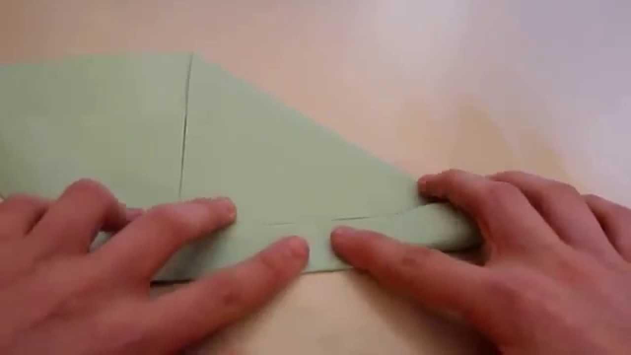 Origami biglietto d'auguri [remake]