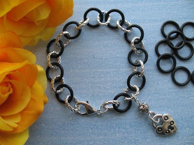 Tutorial Bracelet O-ring
