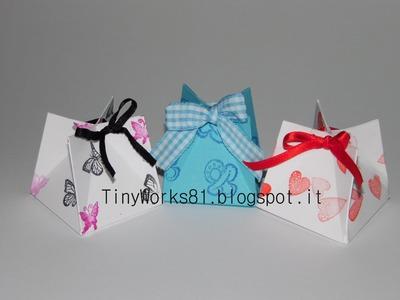Tutorial Mini Box Quadrata