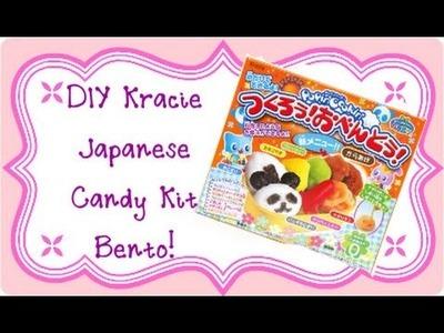 DIY Japanese Candy Kit Kracie - Bento! :3